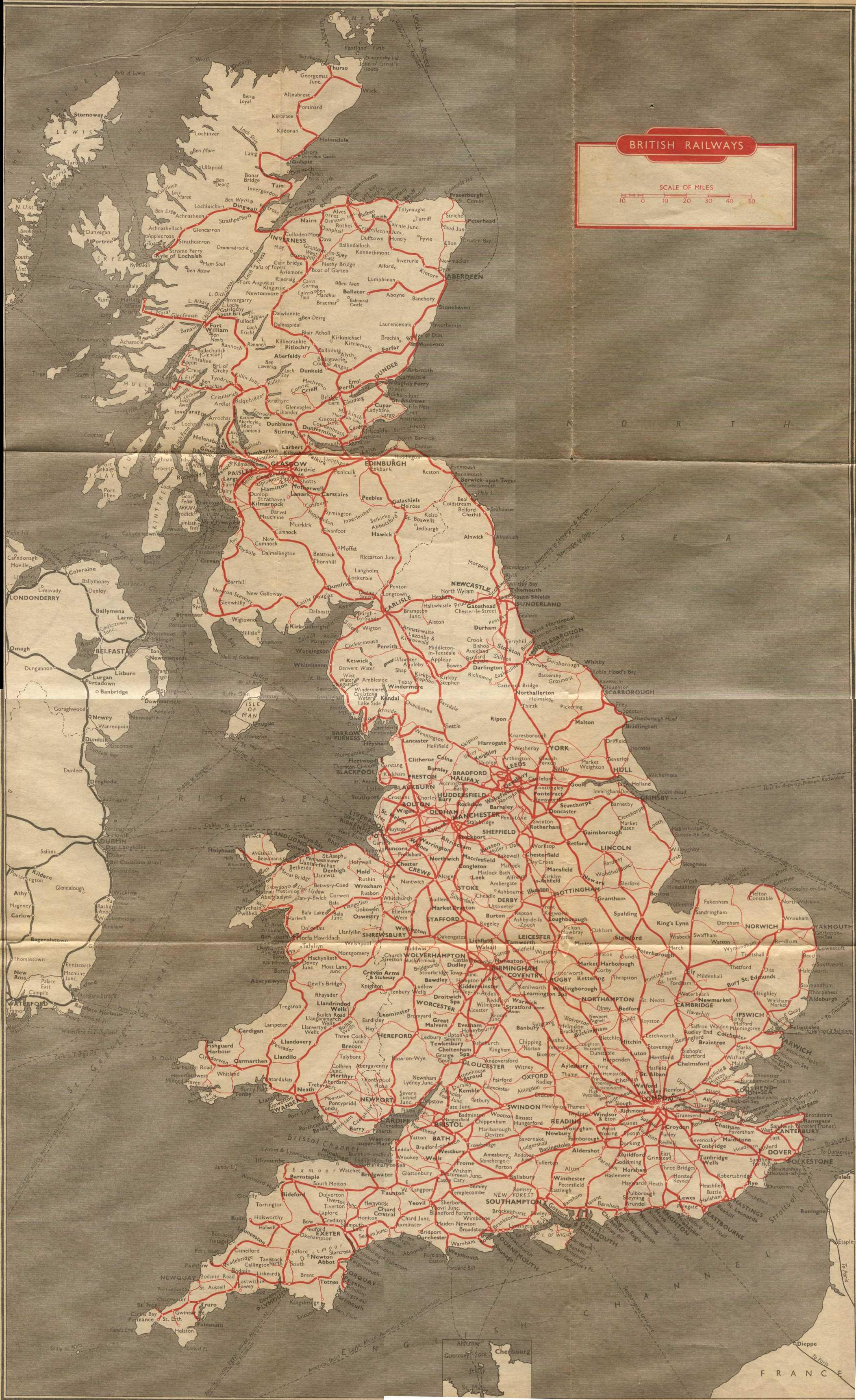 BR 1961 – NR 2009 | englishrail blog