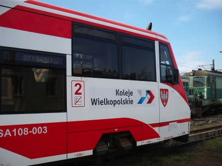 koleje_wielkopolskie_railbus