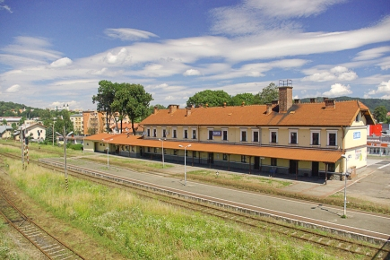 Sanok Station-2010